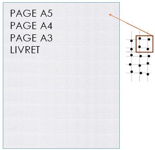 Le papier classique de la solution du stylo numérique Paper In cloud